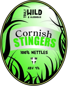 cornish stingers bottle cornwall