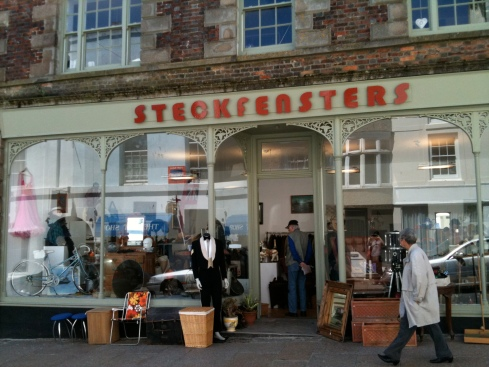 steckfensters penzance