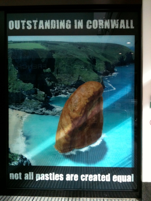 pasty advert