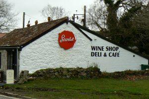 scarlet wine cornwall