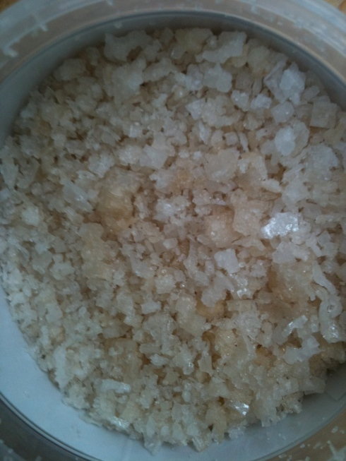 cornish sea salt smoked