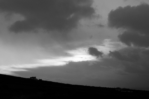 winter penwith moors cornwall