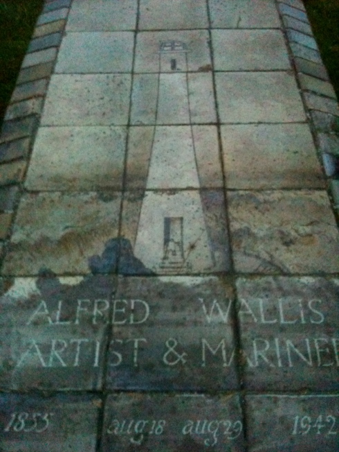 alfred wallis grave st ives